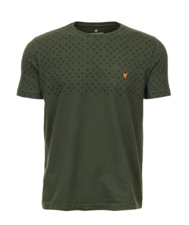 Camiseta Made in Mato Green