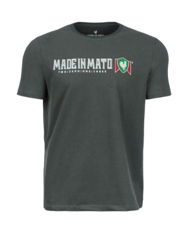 Camiseta Made in Mato Lusa Verde
