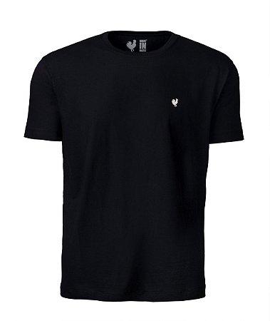 Camiseta Made in Mato Basica Preta