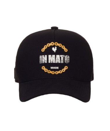 Boné Made in Mato Trucker Chain