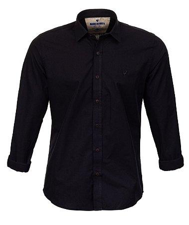 Camisa Masculina Xante Preto