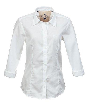 Camisa Feminina Briel Branco