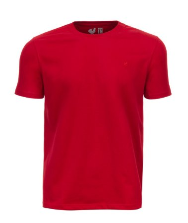 Camiseta Basic - Carmim