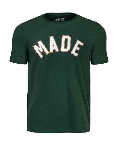 Camiseta Estampada Masculina - Made