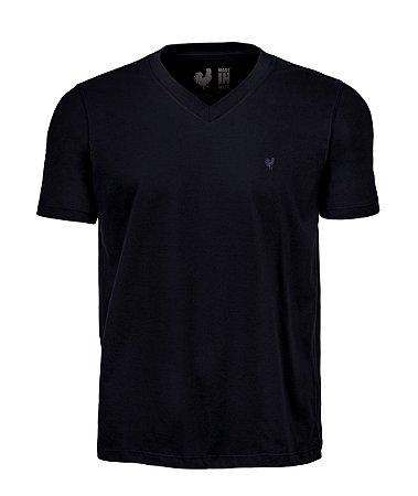 Camiseta Basic Preto