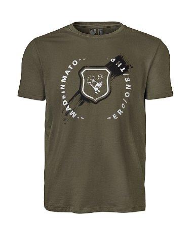 Camiseta Estampada Made in Mato