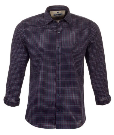 Camisa Masculina Made in Mato Dark