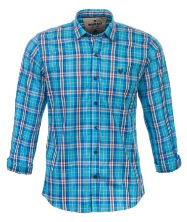 Camisa Masculina Made in Mato Ocean