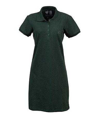 Vestido Polo Made in Mato Verde Poke