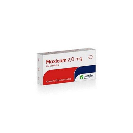 Maxicam 2mg - Ouro Fino