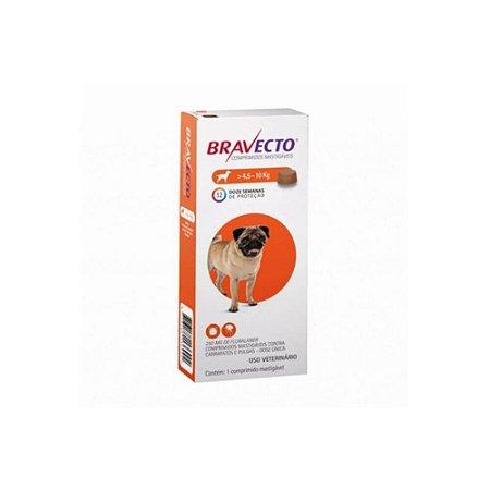 Antipulgas Comprimido 4,5Kg a 10Kg - MSD