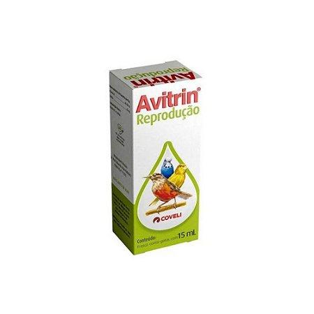 Avitrin Reprodução 15mL - Coveli
