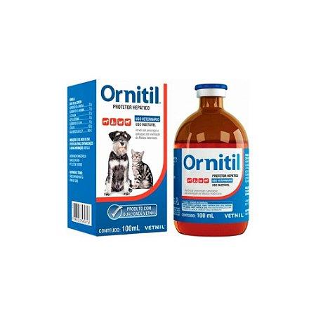 Ornitil injetável 100mL - Vetnil