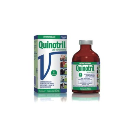Quinotril 50mL - Valle