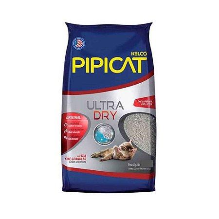 Areia Pipicat Ultra Dry 12Kg - Kelco