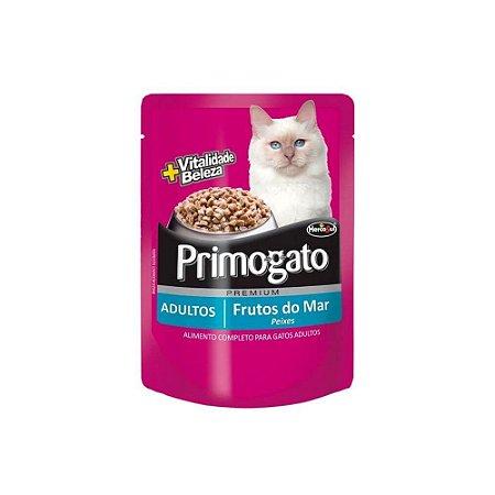 Sache Primogato Adultos - Frutos do Mar - Hercosul