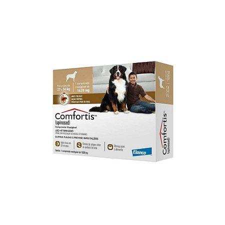 Antipulgas Comfortis 1620mg - Caes 27 a 54kg - Elanco