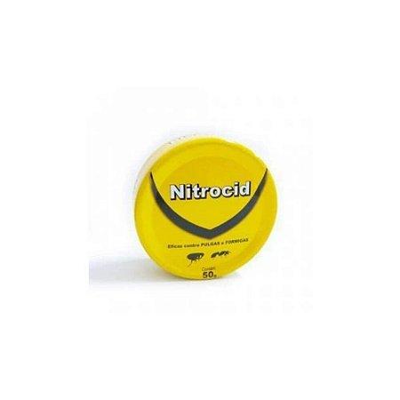 Nitrocid Antipulgas 50g - Nitrosin