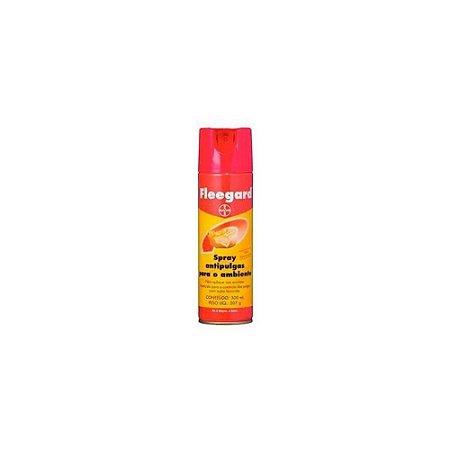 Fleegard Spray Antipulgas Ambientes 300mL - Bayer