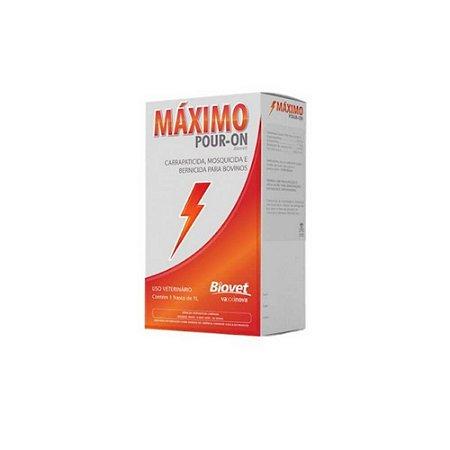 Maximo Pour On 1L - Biovet