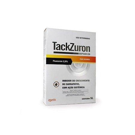 TackZuron 2,5% Pour On 5L - Zoetis + BRINDE!