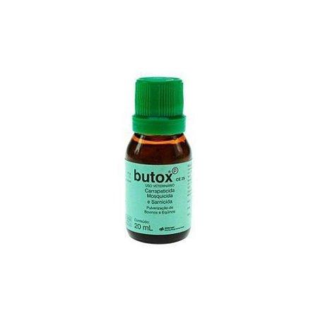 Butox Ce 25 Carrapaticida 20mL - MSD