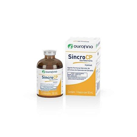 SincroCP - Cipionato Estradiol 50mL - Ouro Fino