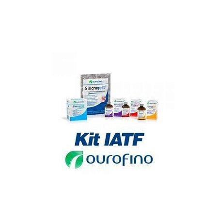 Kit IATF - Para 50 Protocolos - Ouro Fino
