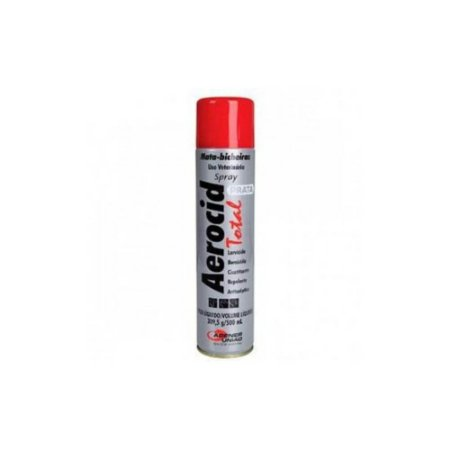 Aerocid Spray Prata 500mL - Agener