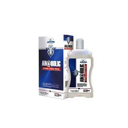 Anabolic Suplemento Bovinos 500mL - Noxon