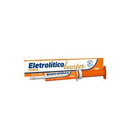 Eletrolitico Booster Cenoura 50g - Vetnil