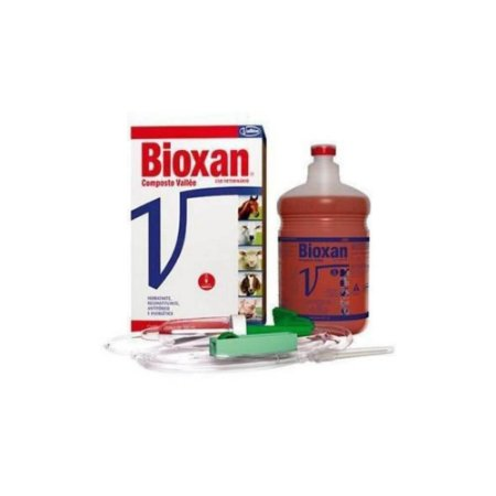 Bioxan Composto Soro 500mL - Vallee