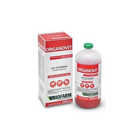 Organovit Modificador Organico 250mL - Biofarm