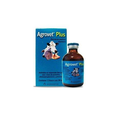 Agrovet Plus 50mL -  Novartis