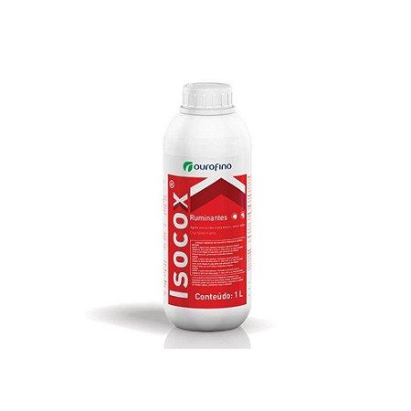 Isocox Ruminantes 1L - Ouro Fino