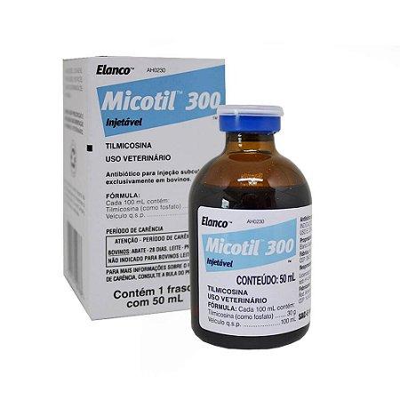 Micotil 300 50mL - Elanco