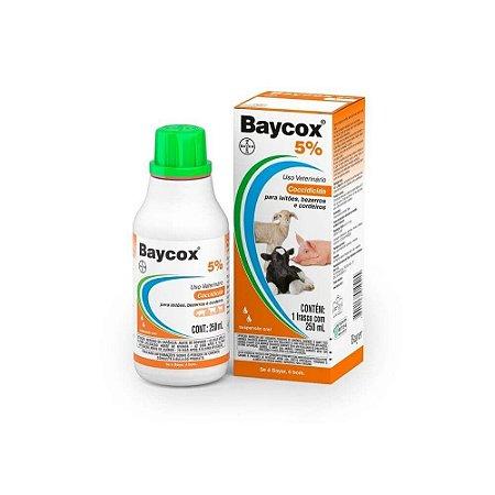 Baycox 5% 250mL - Bayer