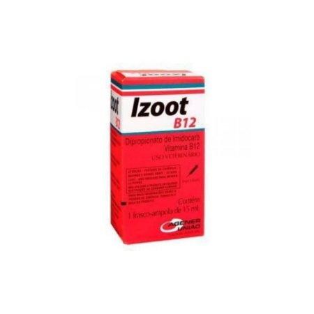 Izoot B12 15mL - Agener