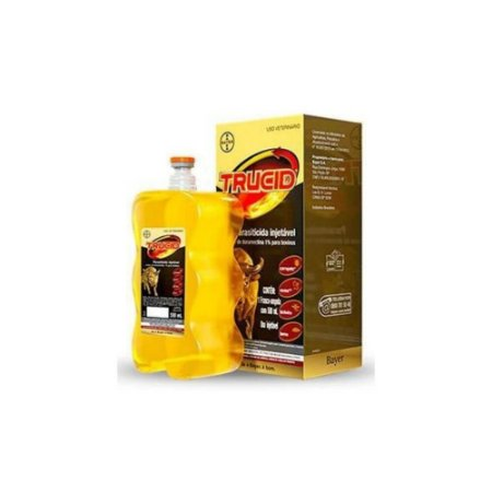 Trucid - Doramectina 1% 500mL - Bayer