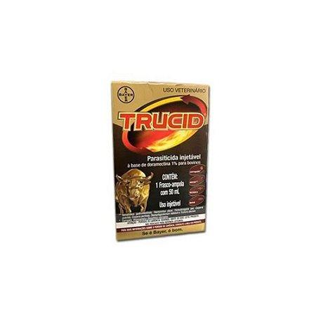 Trucid - Doramectina 1% 50mL - Bayer