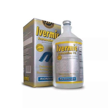 Ivermic Ivermectina 1% 500mL - Microsules