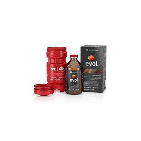 Evol 400mL Ivermectina + Sulfóxido De Albendazol - Ouro Fino
