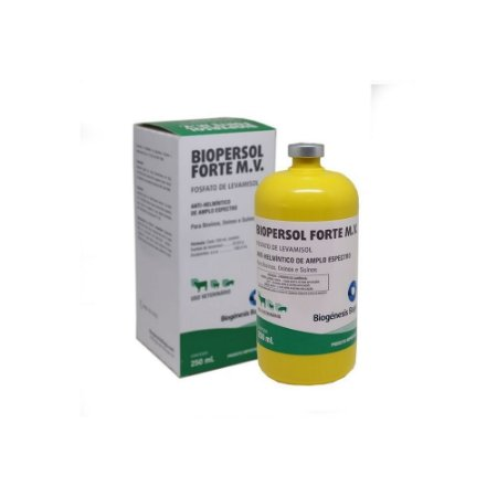 Biopersol Forte M.V. 250mL - Biogenesis Bago