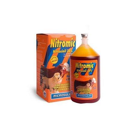 Nitromic 34% 500mL - Microsules