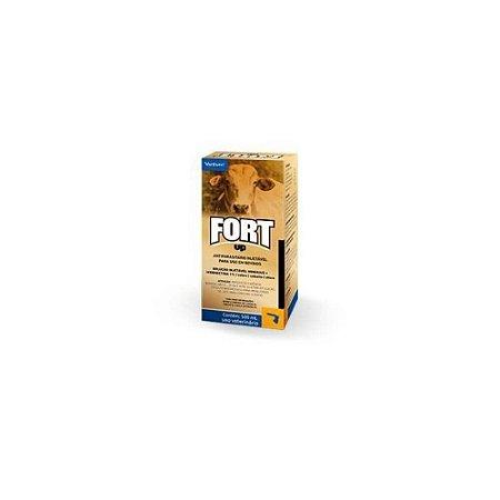 Fort Up Ivermectina + Minerais 50mL - Virbac