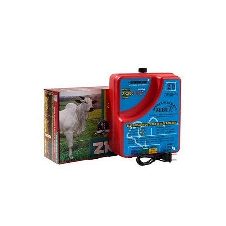 Eletrificador de Cerca ZK300 - Zebu