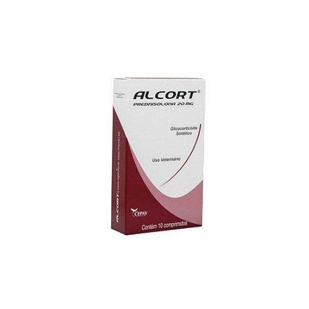 Alcort Prednisolona 20mg (10 comp.)