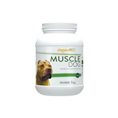 Muscle 1kg- Organnact