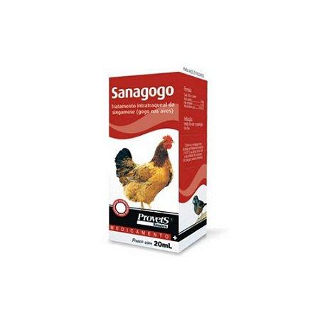 Sanagogo 20mL - Provets