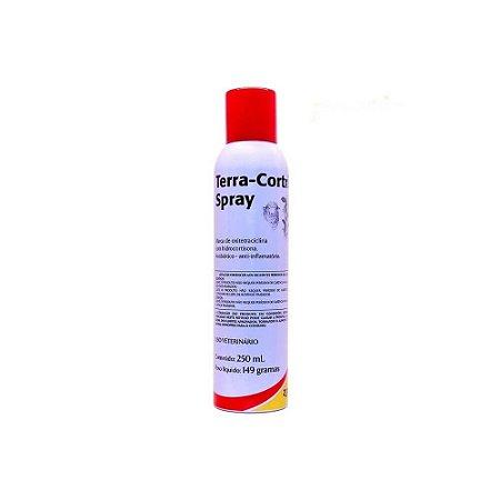 Terra-Cortril Spray 250mL - Zoetis